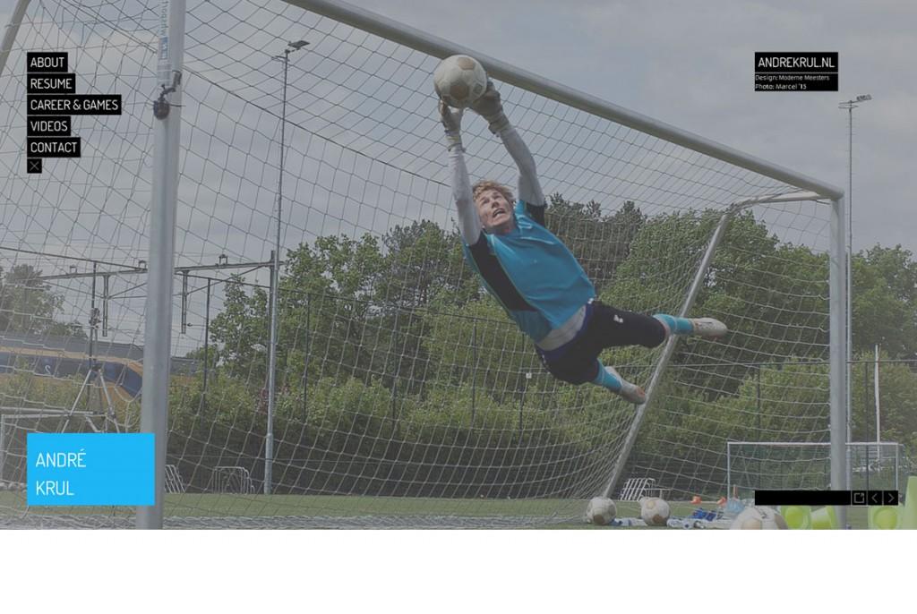Website_maken_Profvoetballer