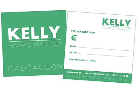 Kelly Haar & Make-Up