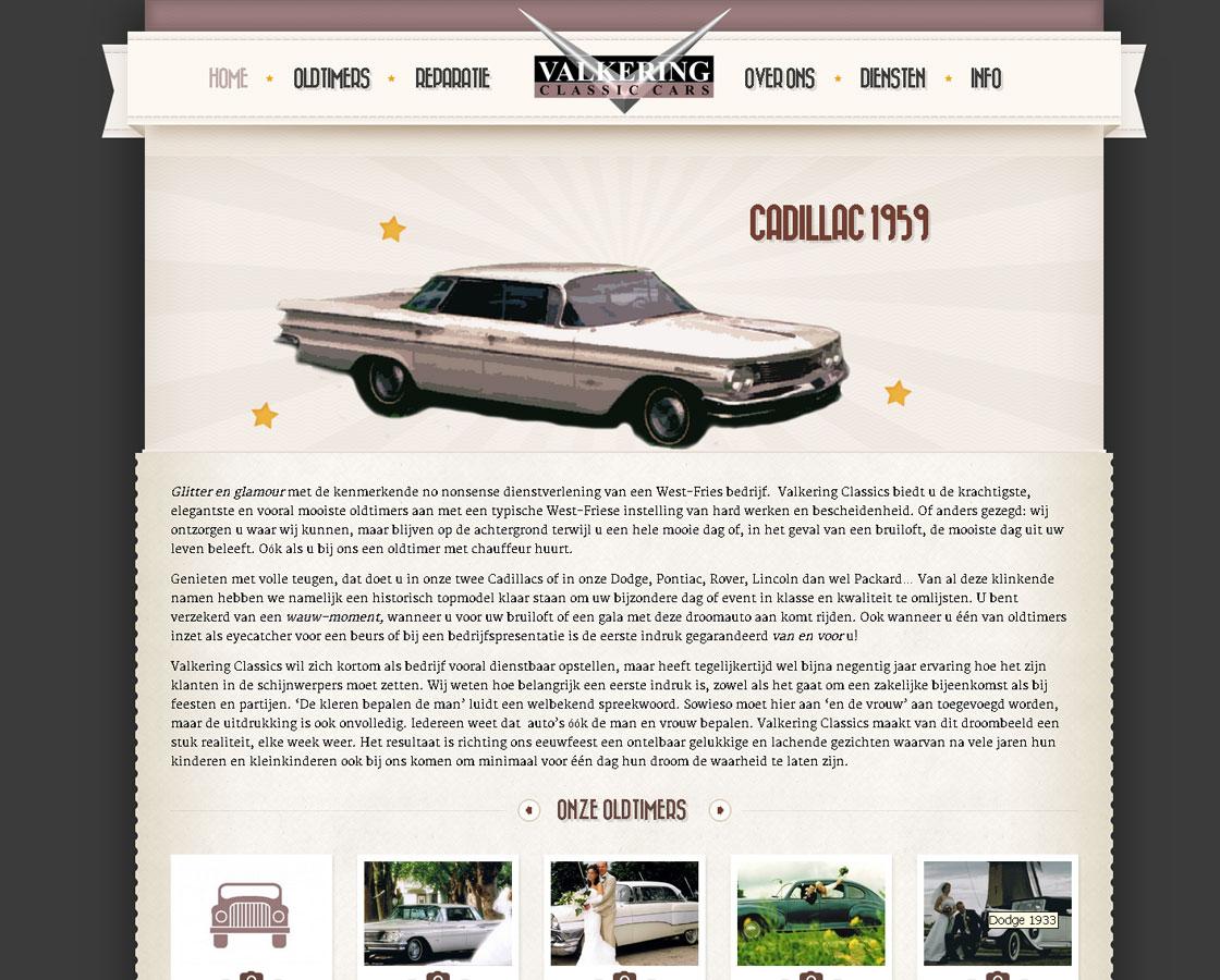 Website_maken_Auto's_Oldtimers