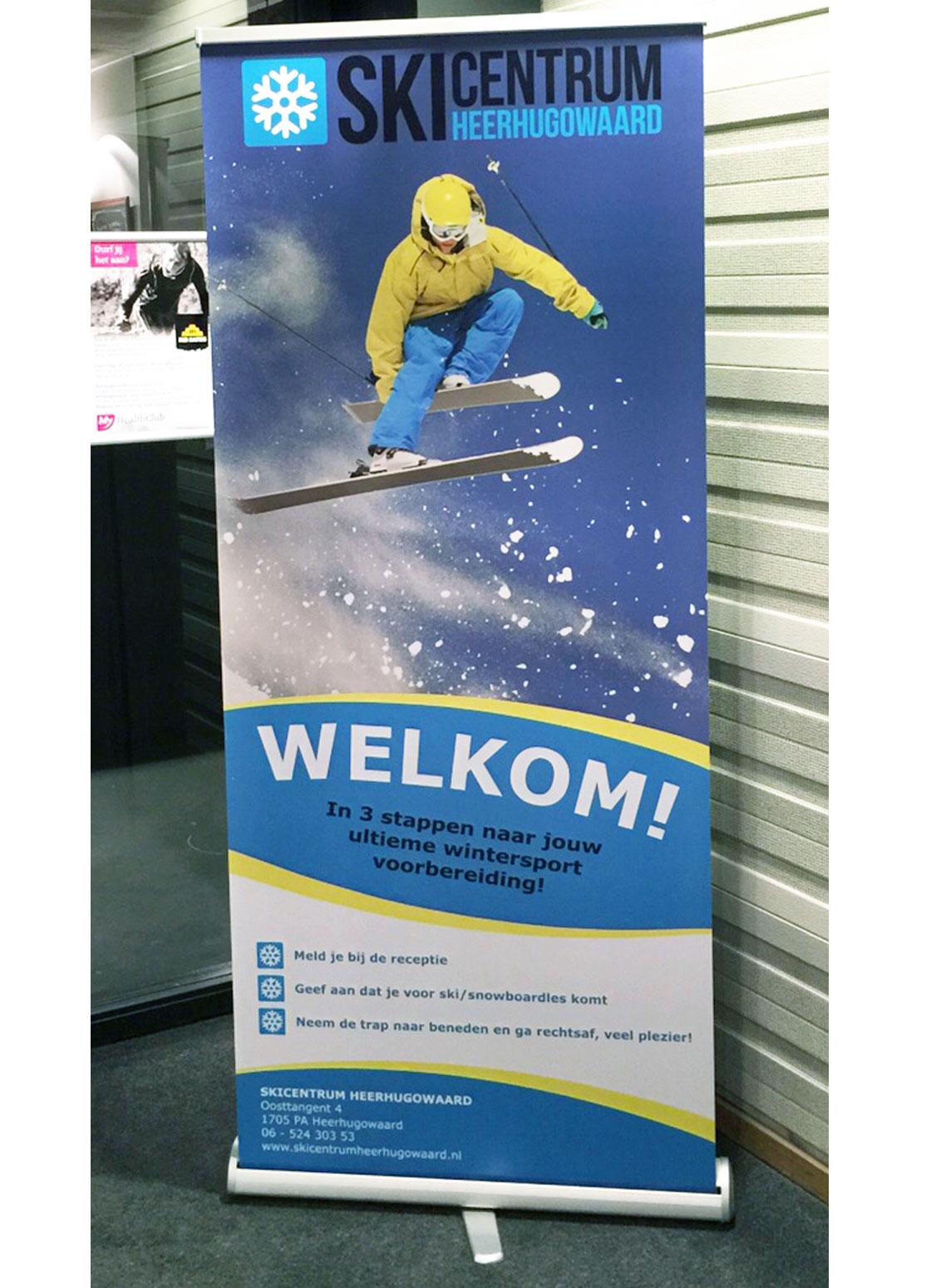 SkicentrumHeerhugowaard_Banner