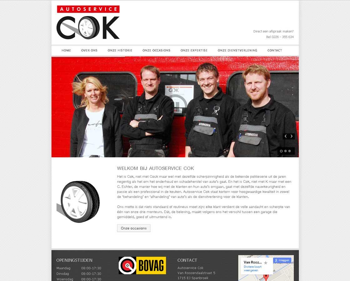 Website_Autobedrijf_Maken_WestFriesland_CokAutoservice
