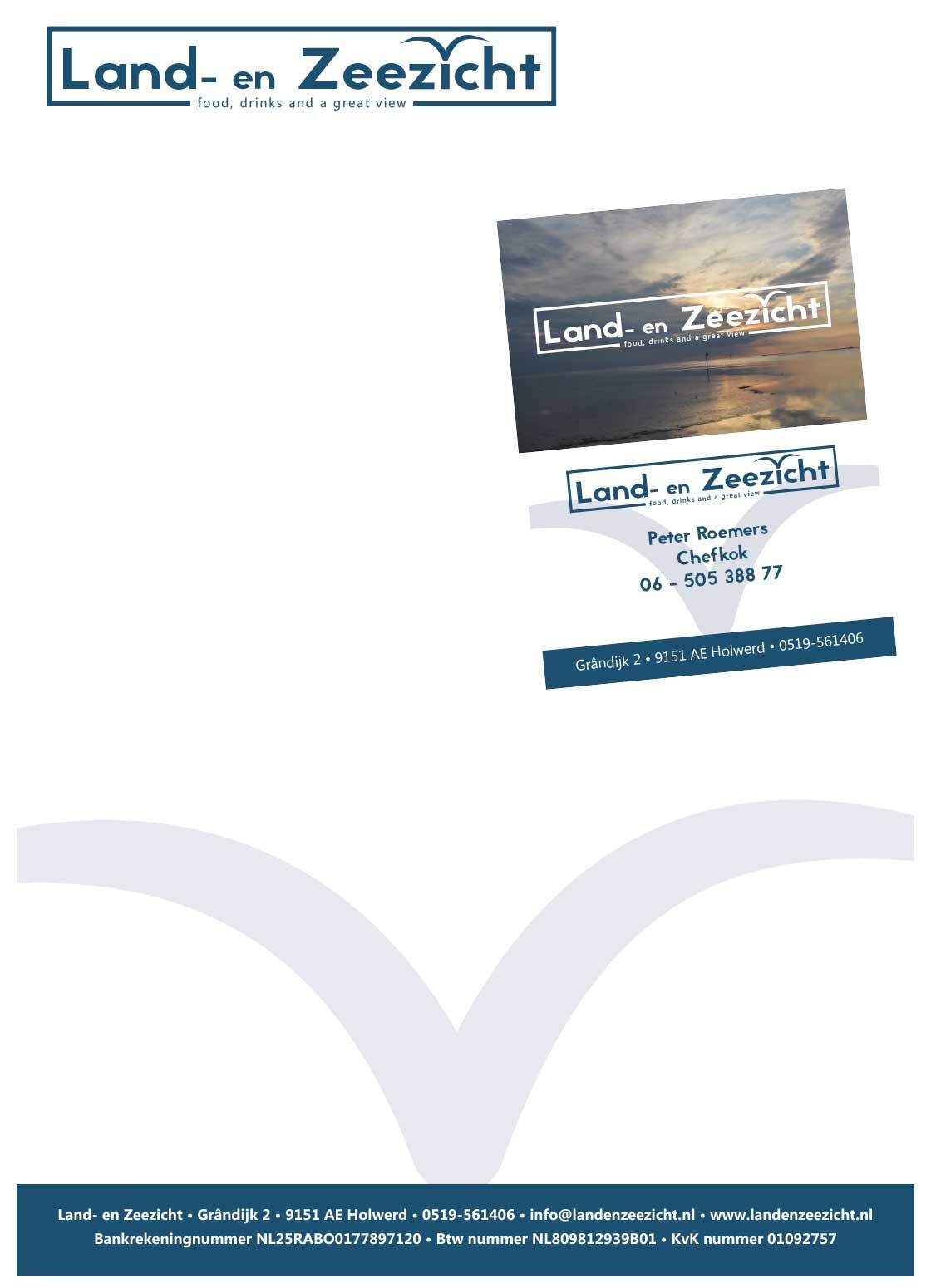 Huisstijl_Landzeezicht_huisstijl_ontwerp_Friesland_Alkmaar