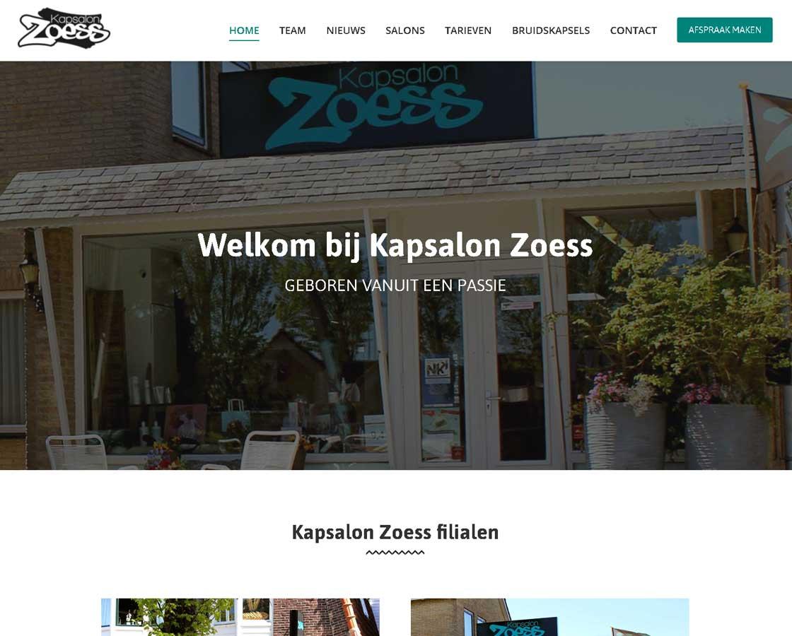 KapsalonZoess_Website_Maken_Alkmaar_Schagen_Heerhugowaard_ModerneMeestersReclamebureau