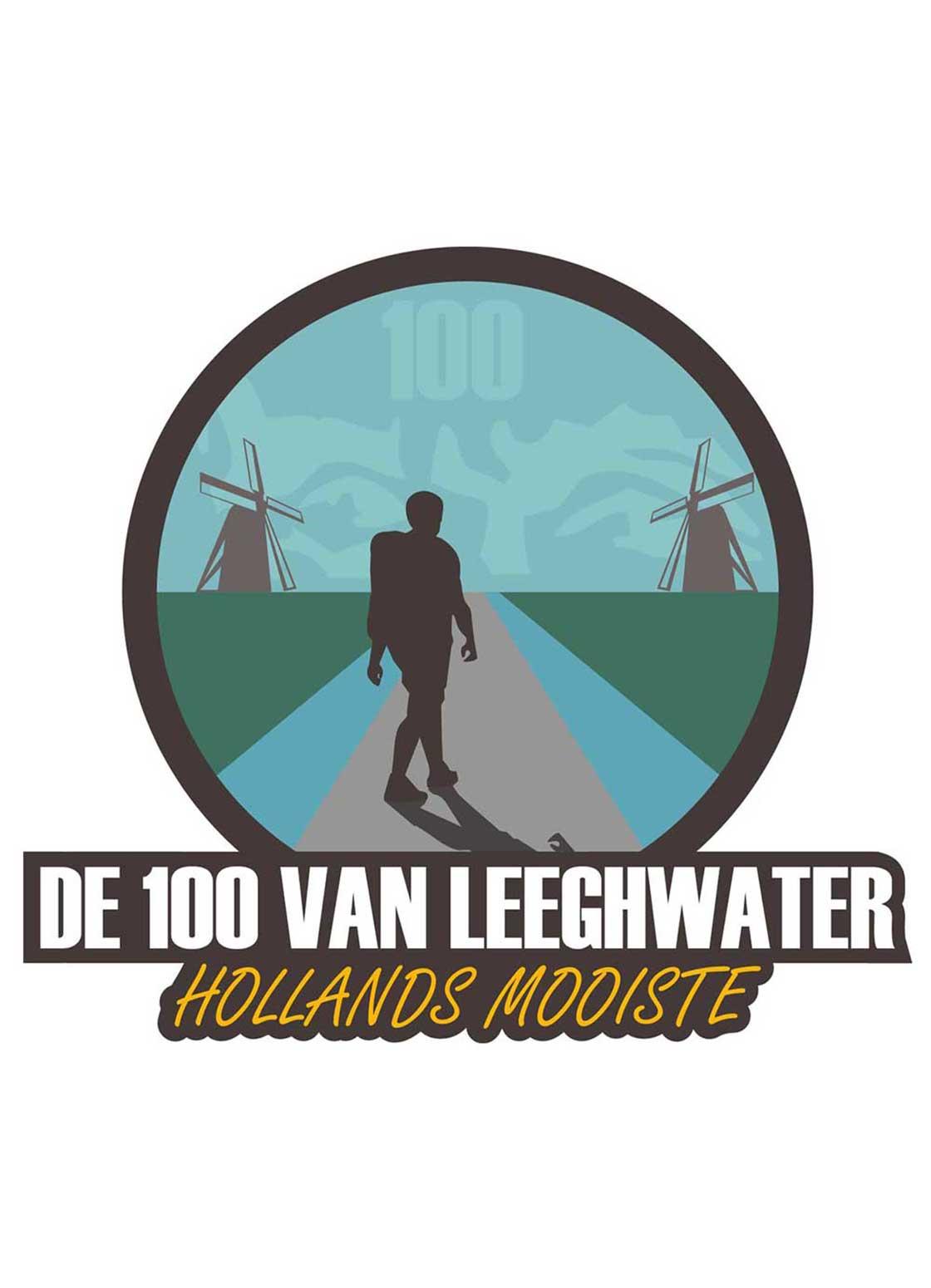 Logo_100vanLeeghwater_logo_maken_Schermer_Alkmaar
