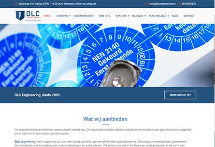 Website_Wordpress_maken_DLCEngineering_Electricien_Alkmaar