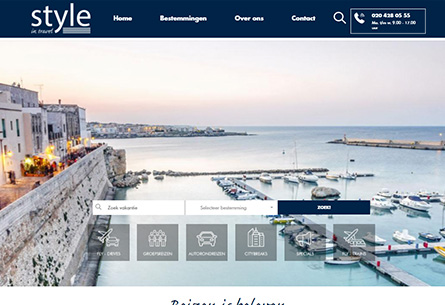 Website_ontwerp_design_Alkmaar_Heerhugowaard_Reisbureau