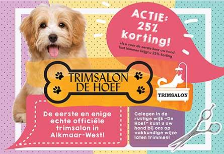Trimsalon De Hoef