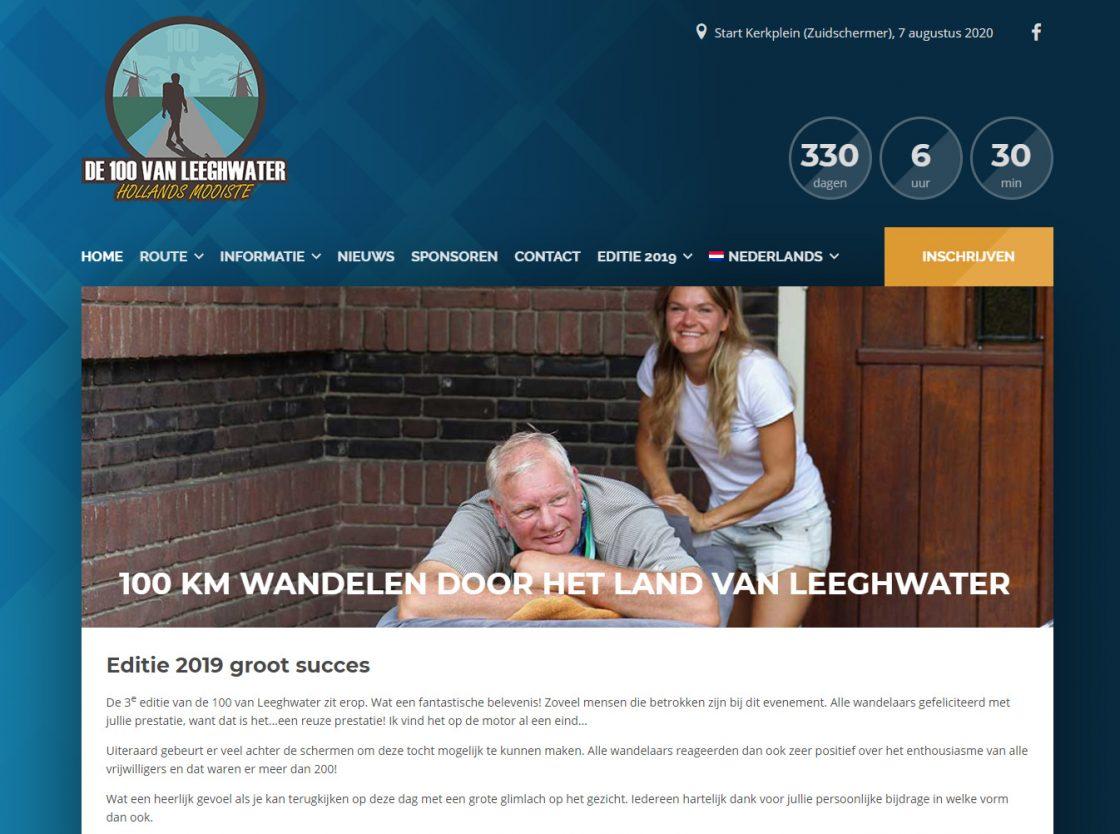 Website_100vanLeeghwater_website_maken_Schermer_Alkmaar_WPML_Meerdere_talen