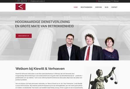 Kiewitt en Verhoeven Advocaten