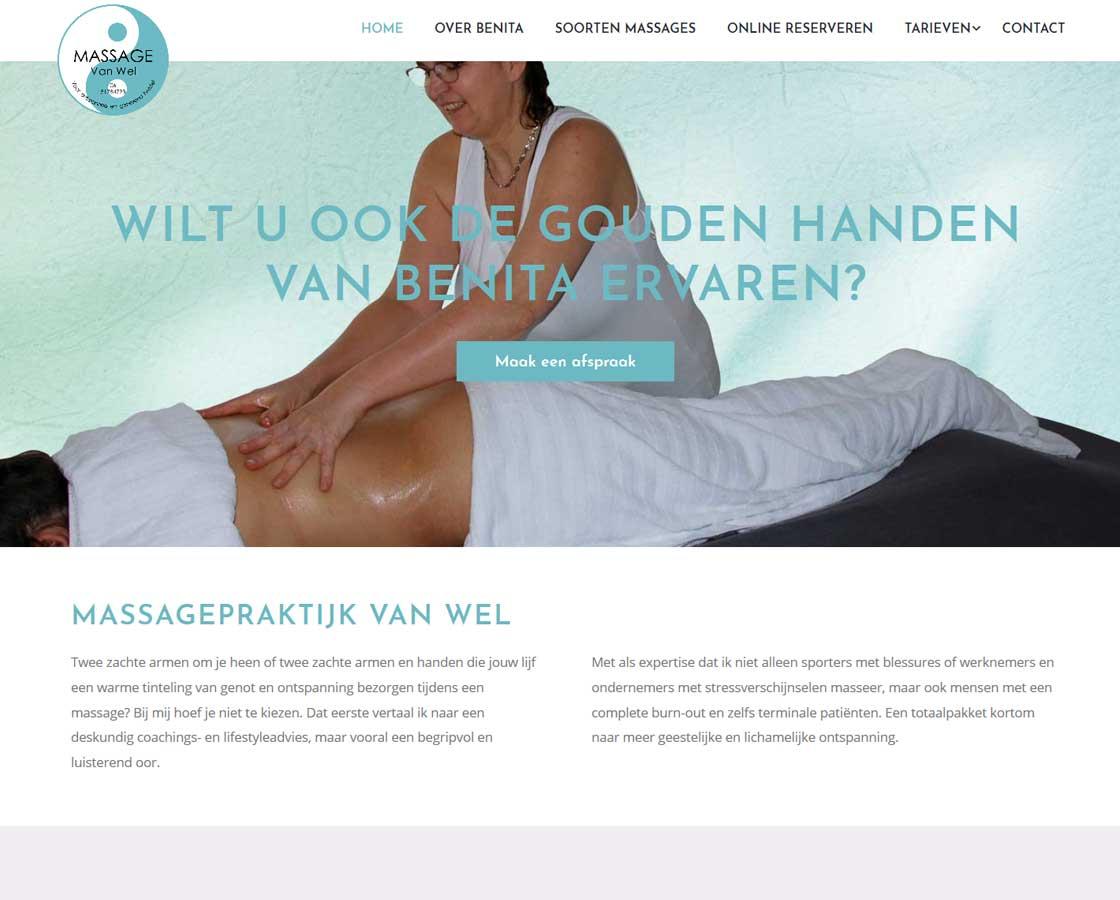 Website_Massagepraktijk_maken_VanWel_Schagen_Alkmaar_Heerhugowaard
