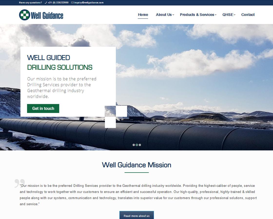 Wordpress_Website_Obdam_WellGuidance