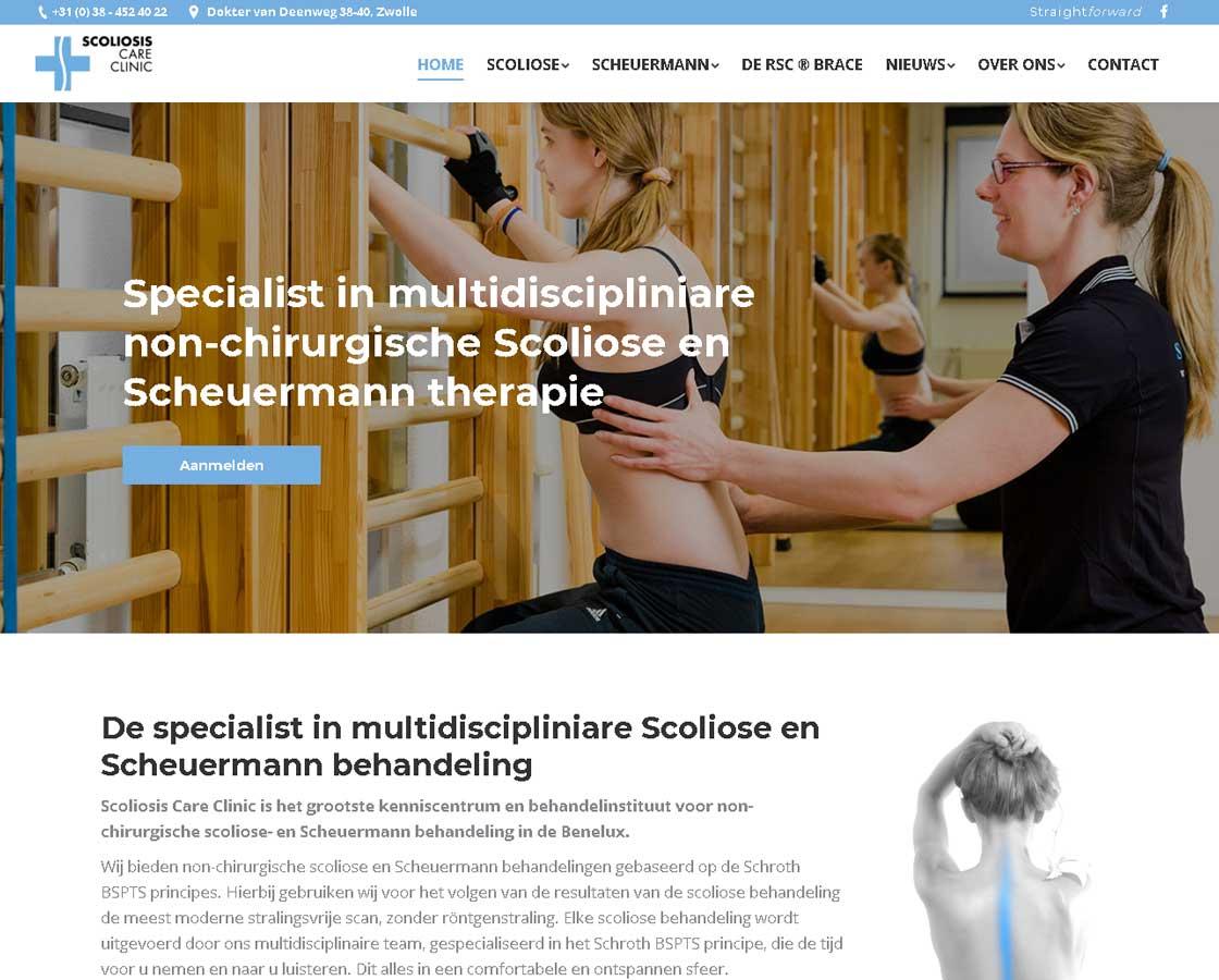Wordpress_Website_maken_Scoliosis_Zwolle_Alkmaar